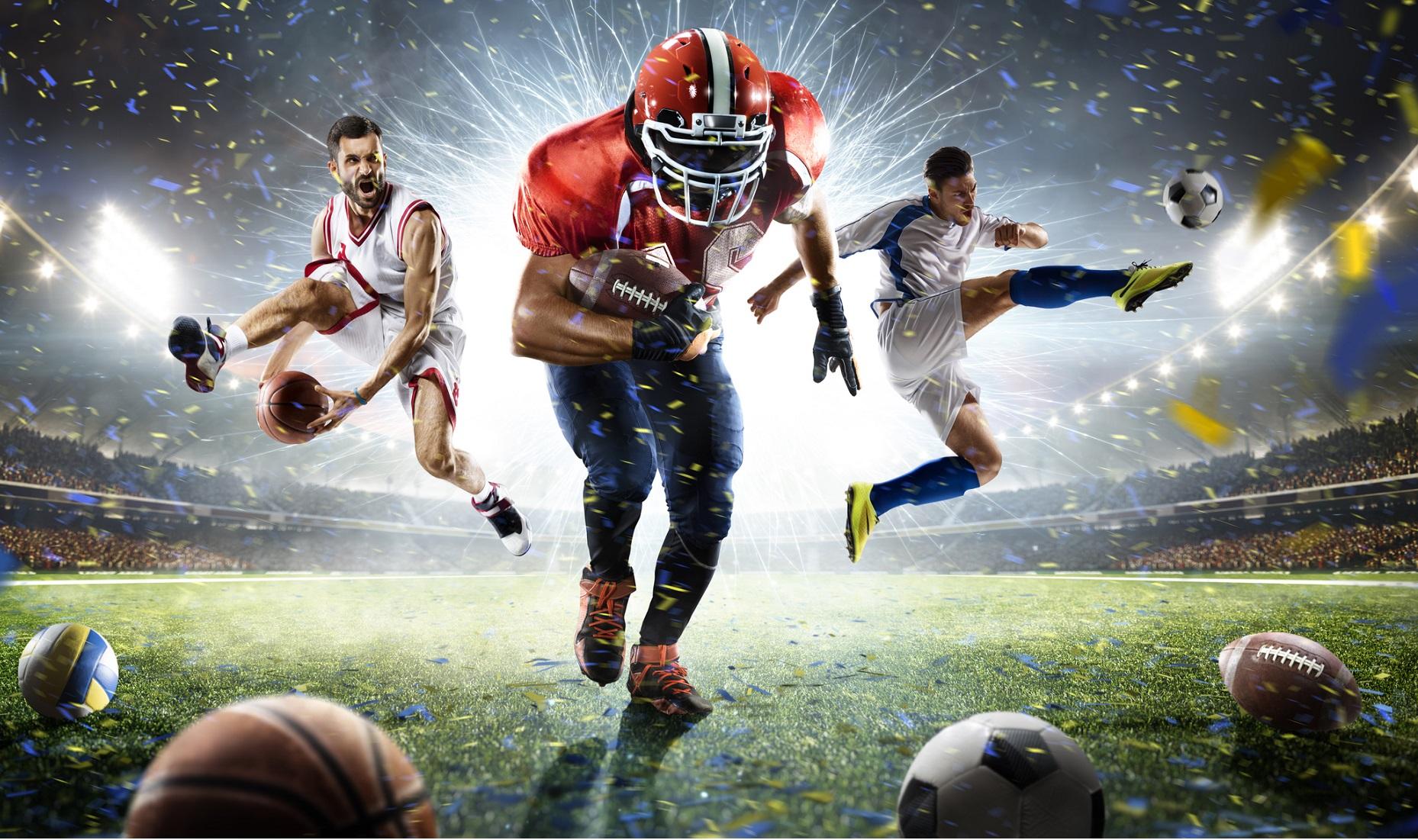 Compras en línea de productos deportivos